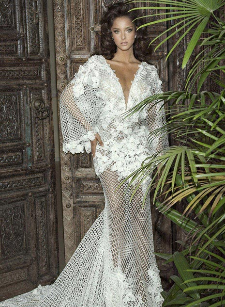 שמלת כלה 2017