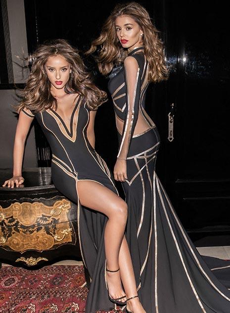 שמלת ערב 2017