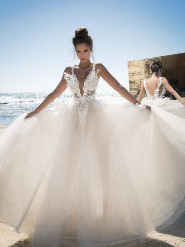 שמלות כלה נפוחות