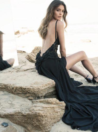 שמלות ערב שחורות
