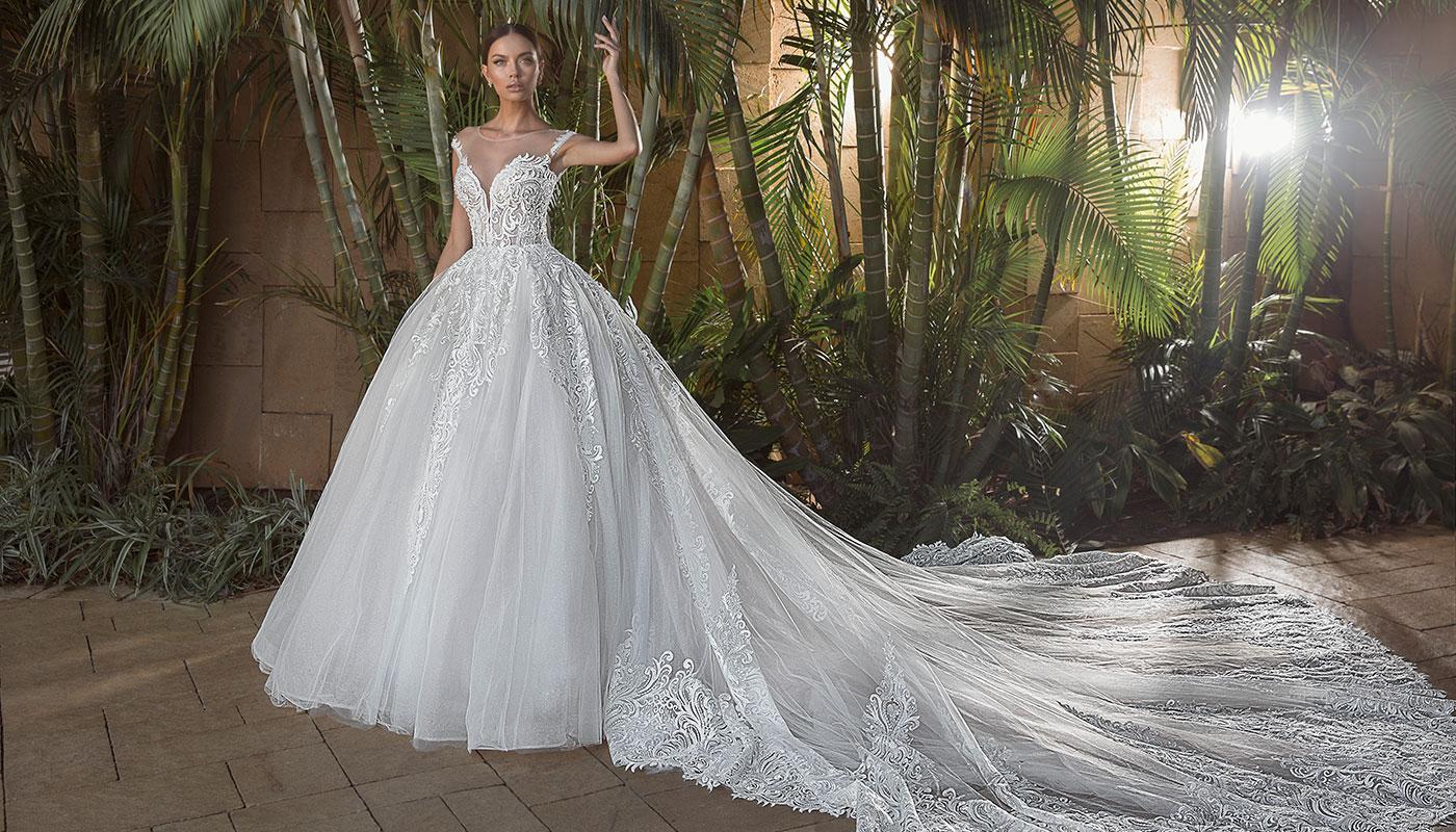 שמלות כלה סתיו 2020